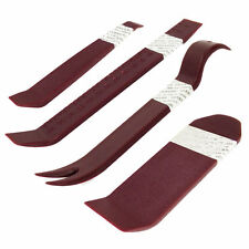 4pcs Car Door Plastic Trim Panel Clip Dash Radio Removal Pry Tools Kit for Honda
