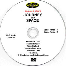 Journey Into Space Serials  Mp3  Old Time Radio