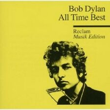 Bob Dylan-All time best-DYLAN-Reclam Musik Edition 3 CD 18 tracks ROCK NUOVO