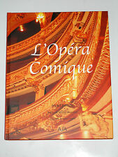 L'Opéra-Comique Salle Favart Carmen Le Ballet Lakmé A. Carré Manuel Rosenthal