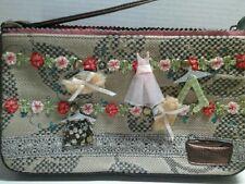 Spencer & Rutherford Handbag Australia Shoulder Bag Fabric Washing Line ELEGANCE