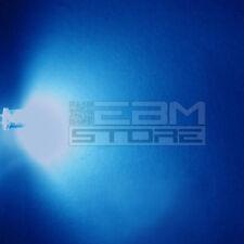 50 pz led FLAT TOP blu alta luminosità 8.000 mcd 5 mm - ART. AH11