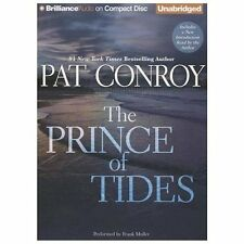 The Prince of Tides by Pat Conroy (2013, CD, Unabridged)