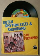 "7"" Dutch Rhythm Steel & Showband San Fernando Holland 1980 Papagayo Funk Disco"
