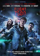 FLIGHT 7500 (DVD, 2016) SKU 4304