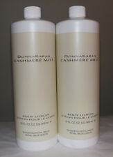 3 x Donna Karan Perfume ~ CASHMERE MIST BODY LOTION ~ 32 oz. Wholesale Lot of 3