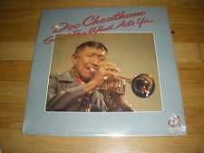 DOC CHEATHAM good for what ails you LP Record - sealed