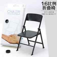 1/6 Scale Action Figure Folding Chair for Barbie Hot Toys the Ultimate Soldier