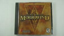 Elder Scrolls III: Morrowind (PC, 2002) Light Scratches