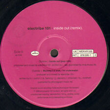 ELECTRIBE 101 - Inside Out (Incognito Rmx) - 1990 Mercury -878 595-1 MERXR 335