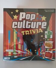 NEW SEALED Patch Pop Culture Trivia Game 2007 , 10 to adult,  TV, Movies, Music