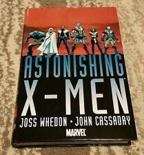 Astonishing X-Men Omnibus Hardcover