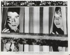 """""""CARRIE""""-ORIGINAL PHOTO-HORROR-JOHN TRAVOLTA-PEEKING THRU WINDOW"""