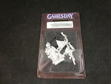 Gamesday 2011 GD11 Edición Limitada Metal SKAVEN WARLORD Sellado Blister