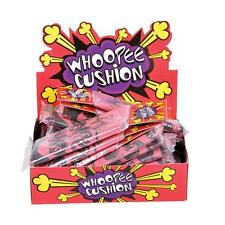 LOT OF 3 WHOOPEE CUSHION GAG GIFT PRANK HUMOR FART NOISE MAKER PARTY FREE SHIP