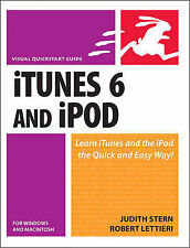 iTunes 6 and iPod for Windows and Macintosh (Visual QuickStart Guides),ACCEPTABL