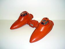 STAR WARS TWIN POD CLOUD CAR Vintage Action Figure Vehicle ESB COMPLETE 1980
