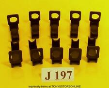 j197) jouef ho spares 10x loco motor cradles apps unknown new