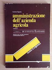 AMMINISTRAZIONE DELL'AZIENDA AGRICOLA II edizione Imposta sul valore aggiunto