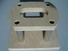 "External Tonearm Base For SME 3012, 312 and M2 12"" For Almost All Turntables"