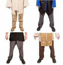 Star Wars Custom Pants Obi-Wan Kenobi Cosplay Adult Jedi Knight Costume male