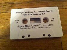 Super Blue Green Tech Powerful Tools  Accelerated Growth Cassette Bodybuilding