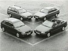 Pressefoto 1993 Opel Astra 21,5x16,5 cm press photo Auto PKWs Autofoto Foto