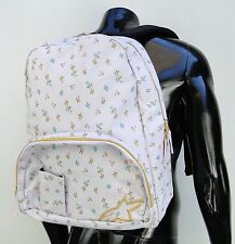 Alpinestars Letter Press White/Gold Womens Girls Backpack School Bag