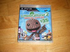 LittleBigPlanet 2 -- Special Edition (PlayStation 3)  *BRAND NEW FACTORY SEALED*