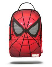 SPRAYGROUND MARVEL SPIDERMAN 3M REFLECTIVE EYES  URBAN BACKPACK  LAPTOP STAN LEE