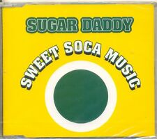 SUGAR DADDY - Sweet Soca Music  - CD single - MUS