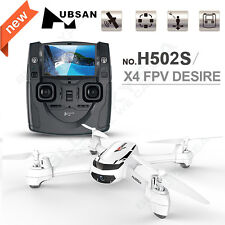 NEW HUBSAN H502S X4 5.8 FPV GPS RC QUADCOPTER DRONE CAMERA FOLLOW ME HOVER MODE