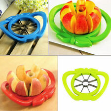 Kitchen Apple Slicer Corer Wedge Cutter Pear Fruit Divider Tool Comfort Handle