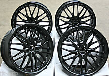 "18"" CRUIZE 190 MB ALLOY WHEELS FIT CHRYSLER VOYAGER 300M SEBRING"
