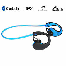 Urbanz Extreme Bluetooth Sport Headphones v4.1 Wireless IPX6 Waterproof Running