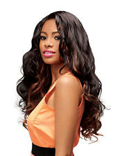 PORSHA SYN LACEFRONT WIG PARRUCCA SLEEK SINTETICA RT1B/30 CASTANO