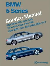BMW 5 Series E60 E61 Service Manual 2004-2010 : B510