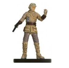 Star Wars Miniature Force Unleashed 09-60 Hoth T Officer U