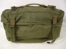 WWII US Army OD Green M1945 Lower Cargo Combat  Pack - Dated 1945 - Nice #2
