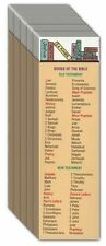 Books of the Bible Bookmarks, 25