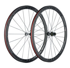 700C Bicycle 38mm Clincher Carbon Wheelset DT350 Hub Competition Carbon Wheels