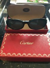 Vintage Cartier Sunglasses Genuine  135 55 [] 20 Great Condition