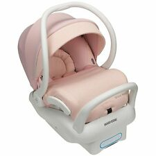 Maxi Cosi Mico Max 30 Special Edition Infant Car Seat Pink Sweater Knit!! IC298D