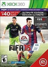 FIFA 15 -- Ultimate Edition (Microsoft Xbox 360, 2014)