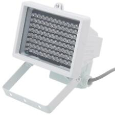 96 LED 12V Night Vision IR Infrared Illuminator Light Lamp White for CCTV C