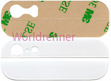 Vidrio Trasera Cubierta W Chasis Carcasa Cover Frame Glass Apple iPhone 5