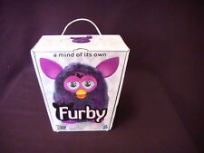 Hasbro Furby 2012 Voodoo Purple with Box Rare Collectible 30 Day Warranty!