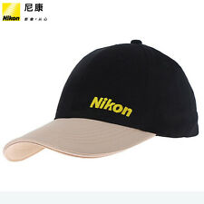 Nikon Black and Gray Baseball Cap D4 D4S D810 D750 D610