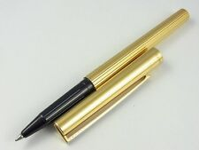 S.T. Dupont Classic Vermeil Rollerball Pen