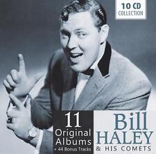 11 Original Albums von Bill Haley (2015)